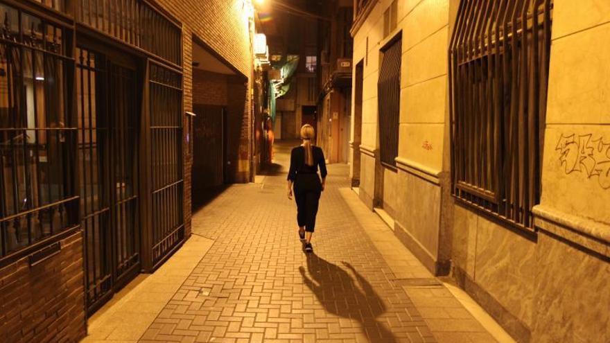 Vuelta a casa segura en Murcia