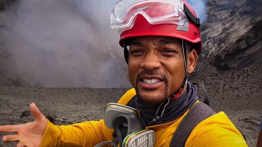 Disney+ muestra el tráiler de 'Bienvenidos a la Tierra', la serie documental de Will Smith