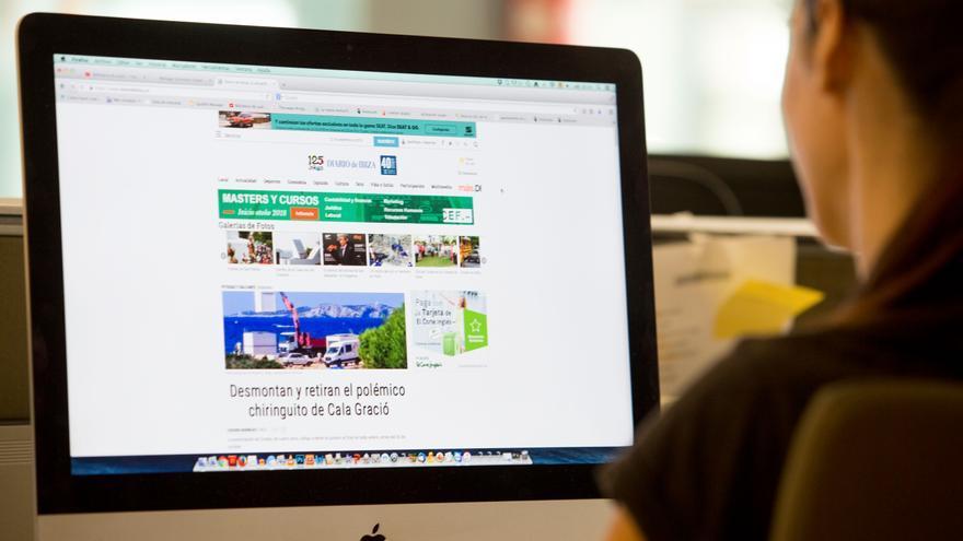 Diario de Ibiza lanza una edición digital en inglés