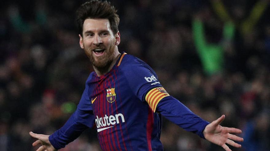 Messi puede perderse el partido con la UD y Suárez lo intentó