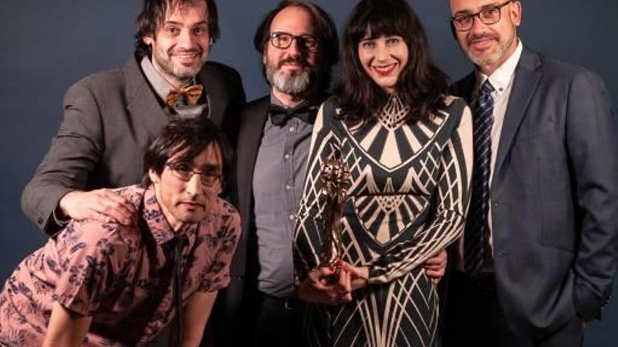 «El cuarto reino» culmina su ciclo de festivales con el premio Gaudí