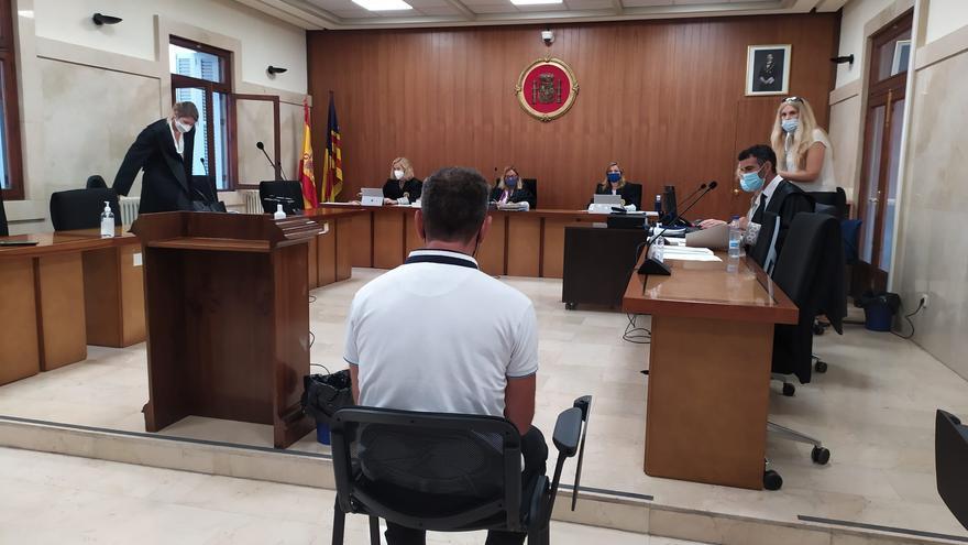 Una joven acusa a su padrastro de abusar de ella durante seis años en Llucmajor