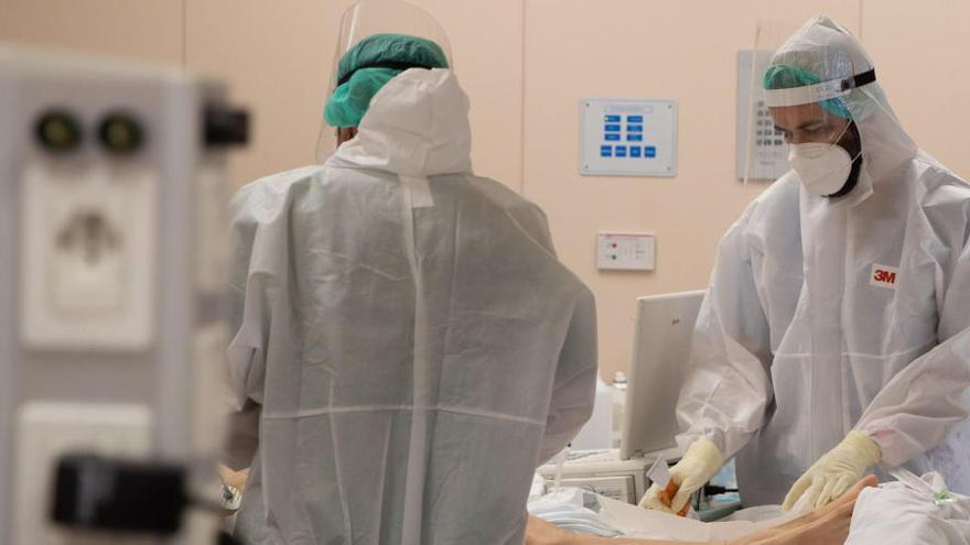 Italia marca un nuevo récord al rozar los 22.000 contagios de Covid-19 en el último día