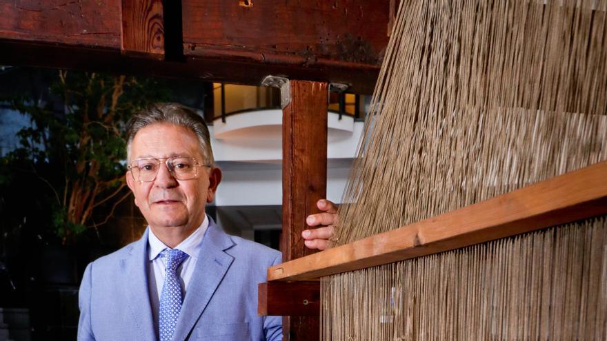 Pepe Serna: «El textil es el sector que mejor ha reaccionado para hacer frente a la crisis sanitaria»
