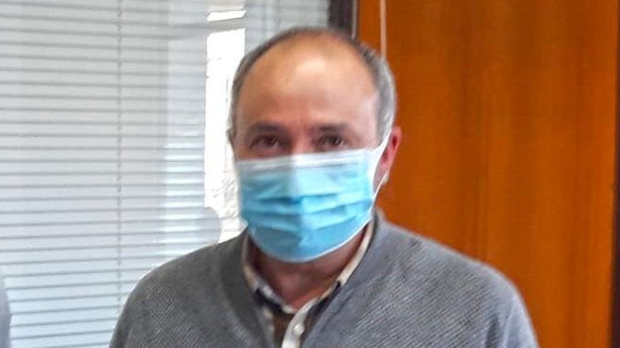 En cuarentena el alcalde de Moraña tras el contacto con un positivo por COVID-19