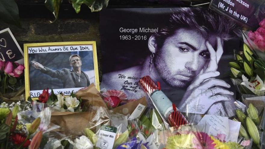 George Michael murió a causa de un fallo cardíaco