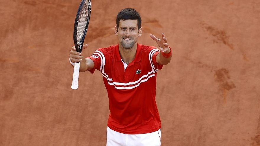 Djokovic jugará los dobles en el Mallorca Championships