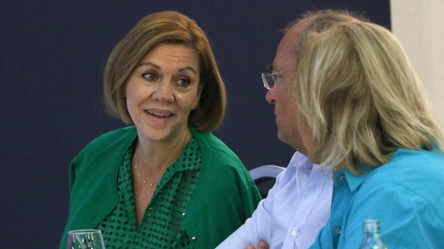 Cospedal es va reunir en secret amb Villarejo a la seu del PP