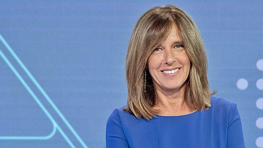TVE investiga el '¡Viva España!' en el Telediario al informar del 'procés'