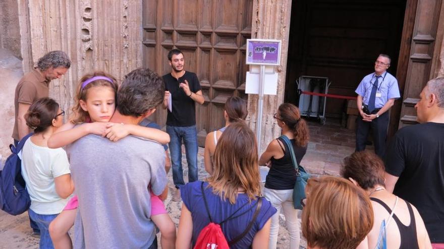 Das Dach von Palmas Kathedrale kann wieder besucht werden