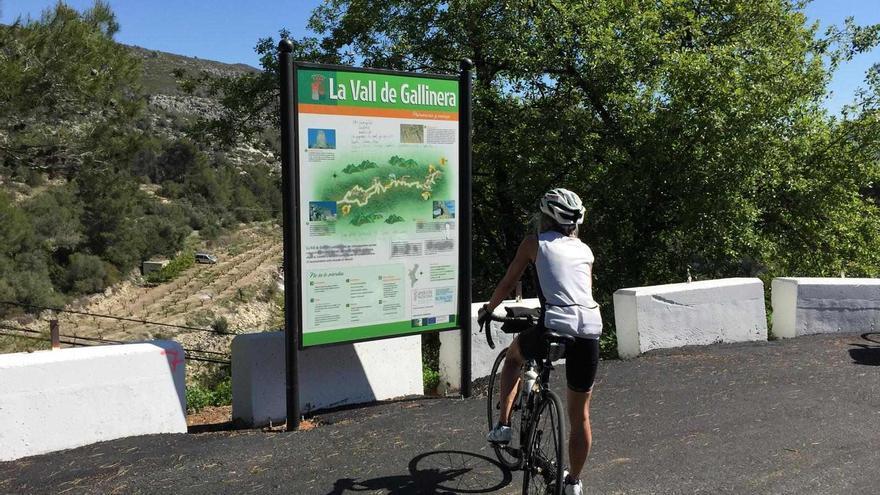 El turismo saludable echa a andar y a dar pedales en Dénia