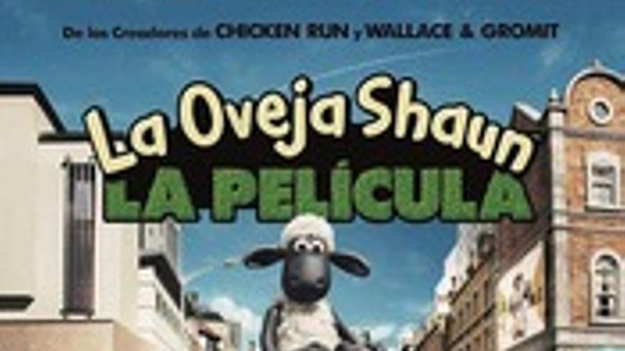 La oveja Shaun. La película