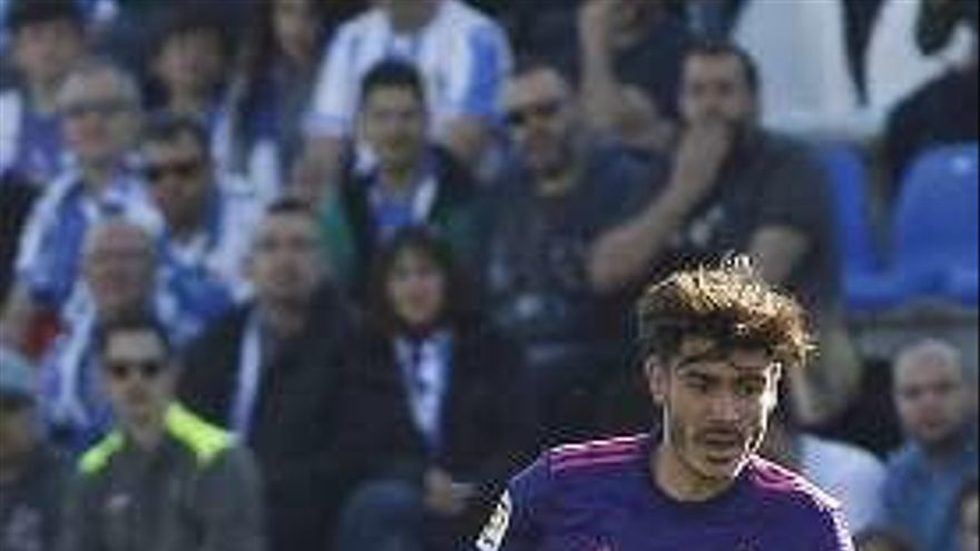 Celta y Girona anuncian el acuerdo para la cesión de Jozabed Sánchez