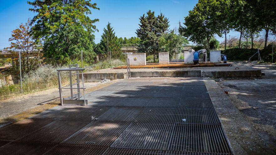 Un proyecto rebaja a la mitad el coste de la obra de las estaciones de bombeo de San Roque