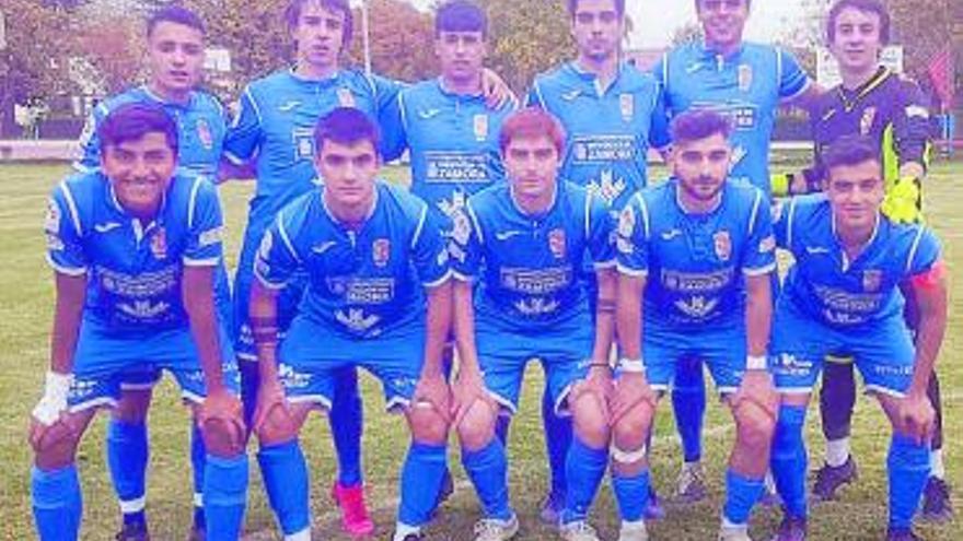 Nuevo empate del Villaralbo B en Santa Croya