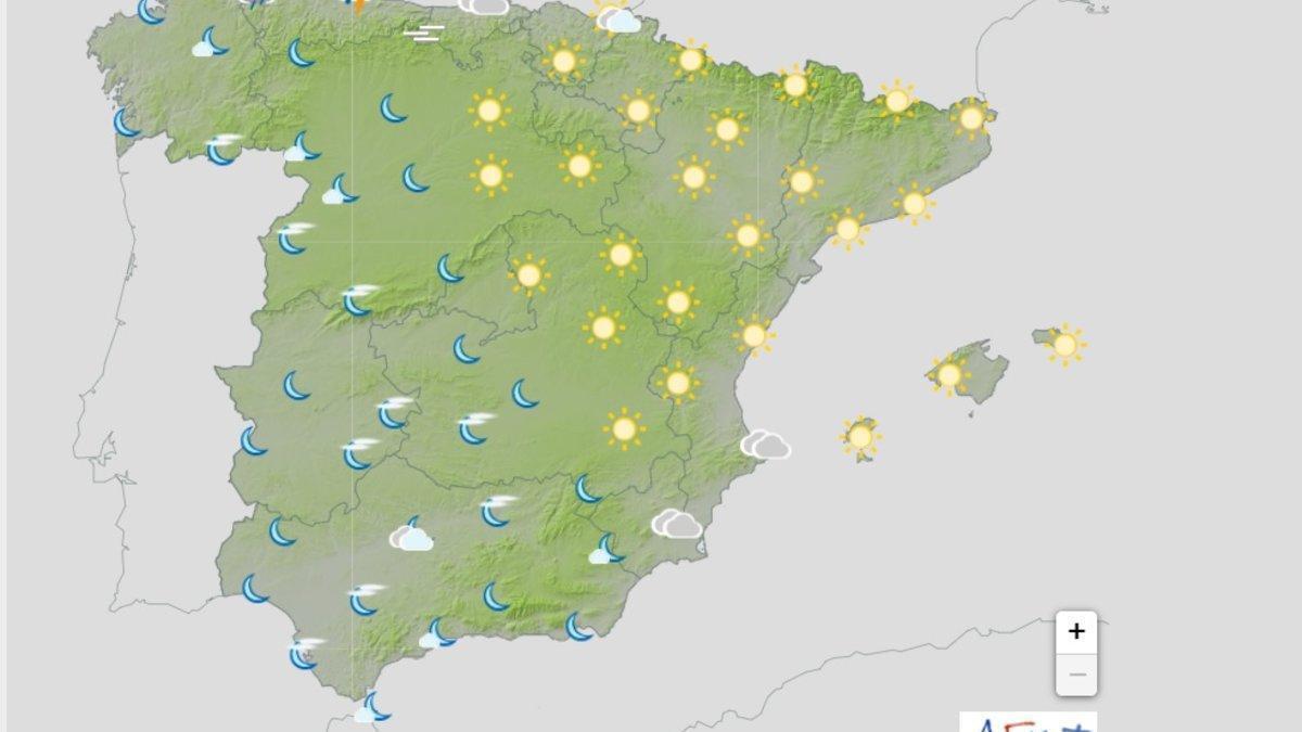 Aemet: pronóstico del tiempo en toda España hoy martes 21 de julio de 2020