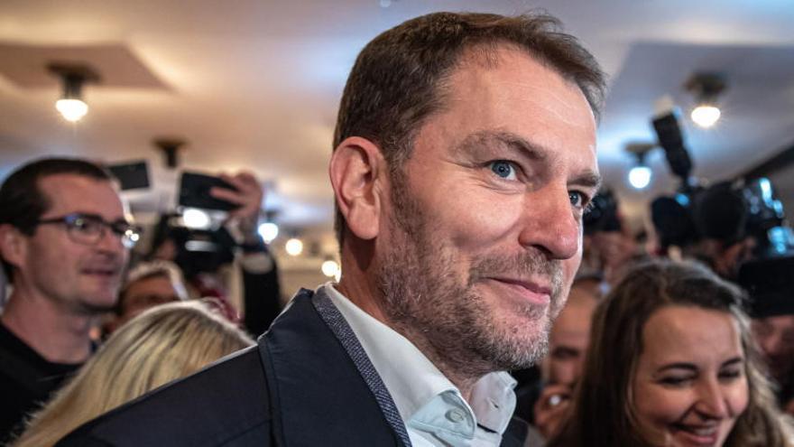 El opositor OLANO gana las legislativas de Eslovaquia, según un sondeo a pie de urna