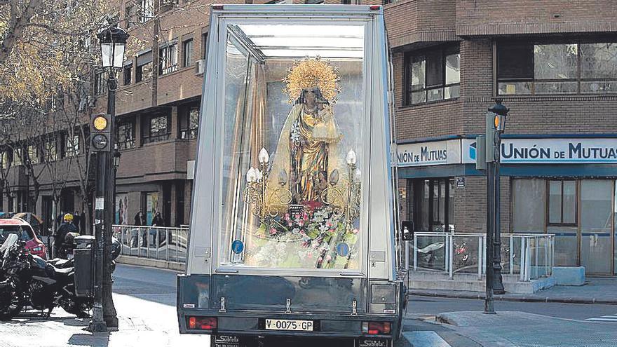 El Maremóvil tendrá permiso para salir el día de la Virgen