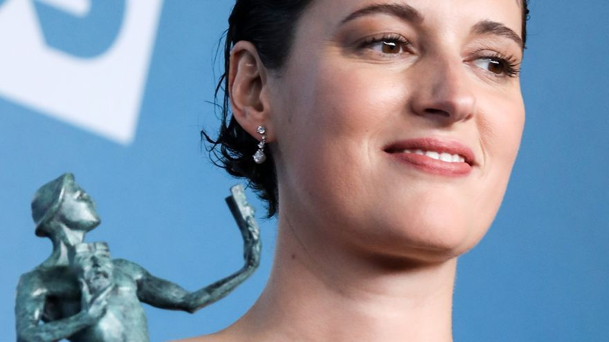 Phoebe Waller-Bridge estará en la vuelta de 'Indiana Jones'