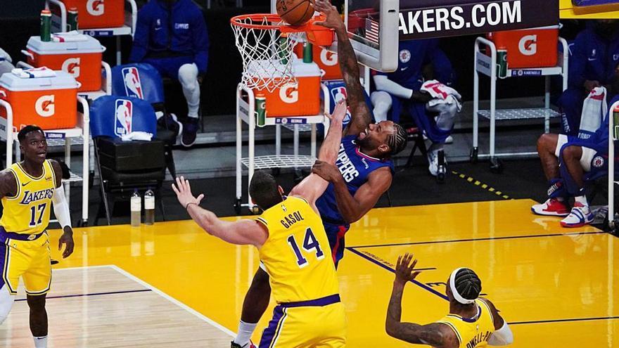Marc Gasol té una amarga estrena amb els Lakers