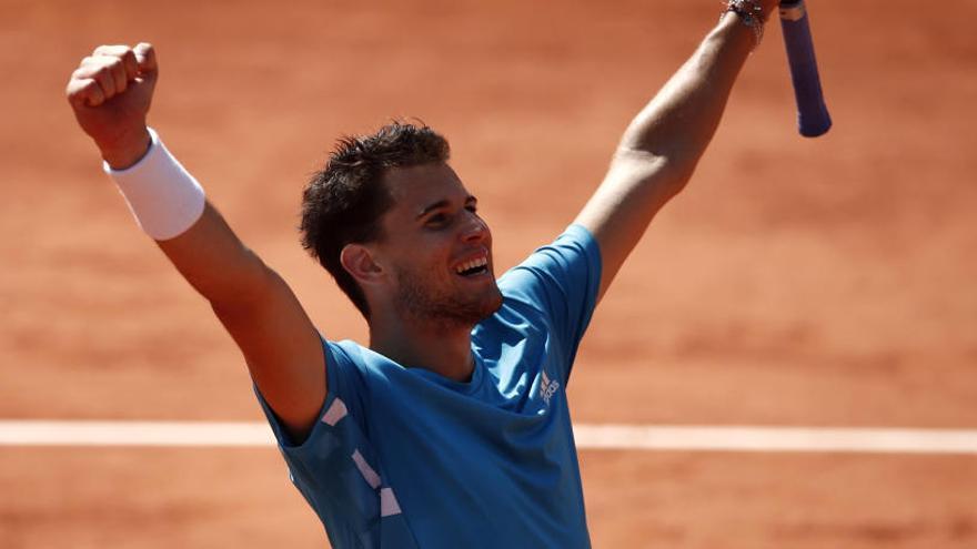 Thiem pot amb Djokovic i se cita amb Nadal a la final