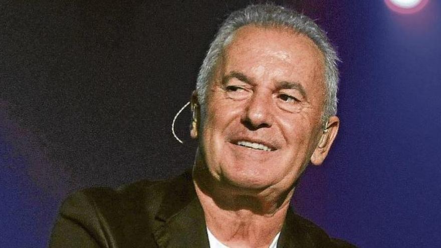 """Víctor Manuel: """"Hacía mucho que no me decían que había hecho un disco bueno"""""""