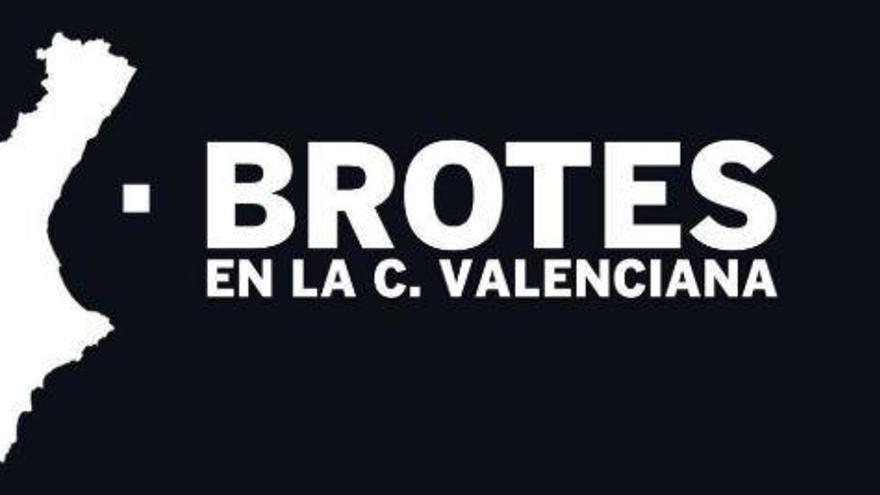 BROTES | Los brotes de la Comunidad, municipio por municipio