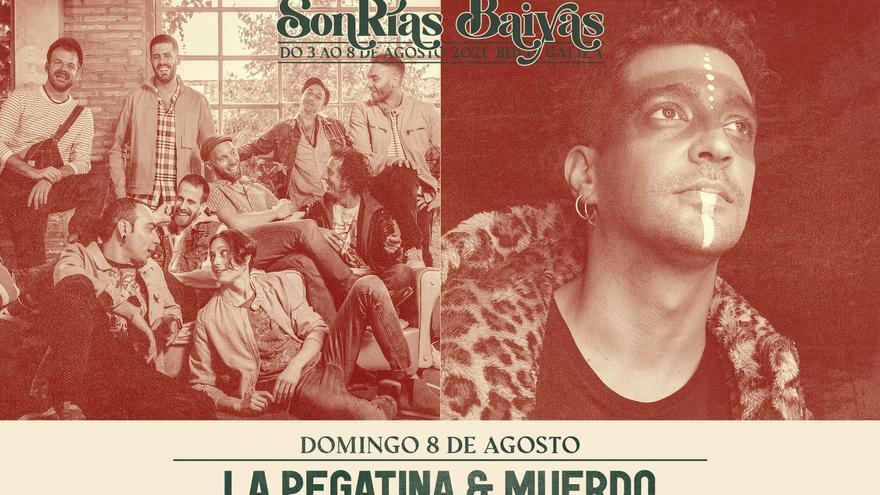 SonRías Baixas - La Pegatina + Muerdo