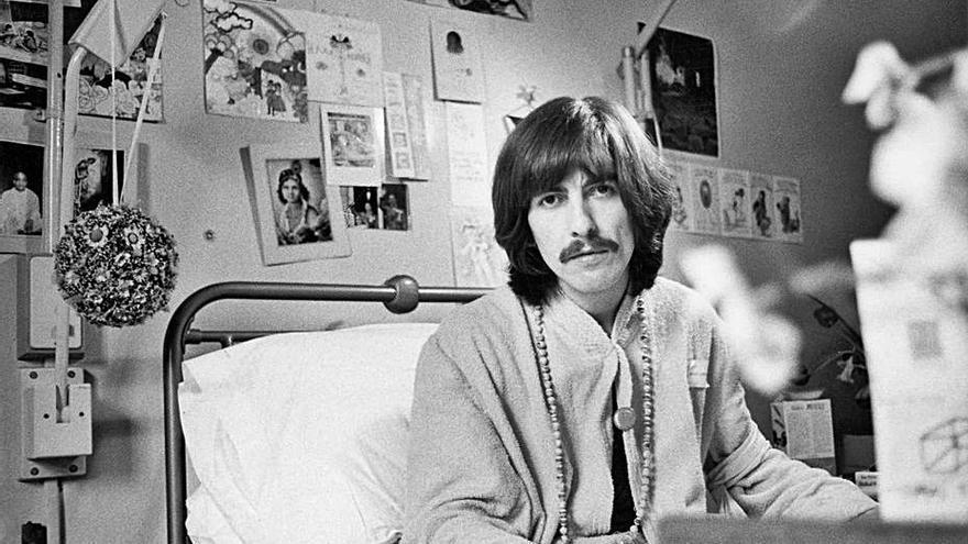 George Harrison, el 'beatle' que odiaba la 'beatlemanía'