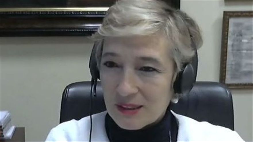 La profesora del IESE Business School, Nuria Chinchilla.