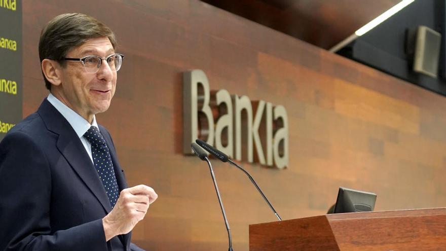 Bankia aprueba este martes la fusión con CaixaBank