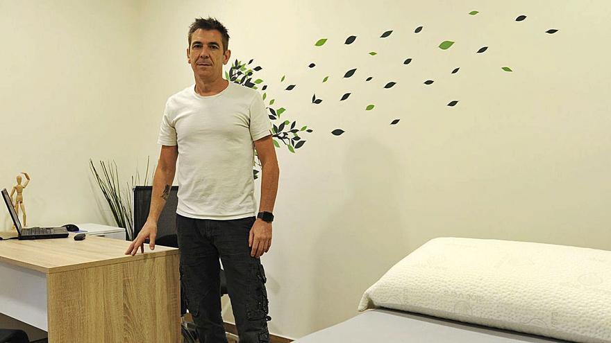 Abre un nuevo centro de fisioterapia en A Bandeira