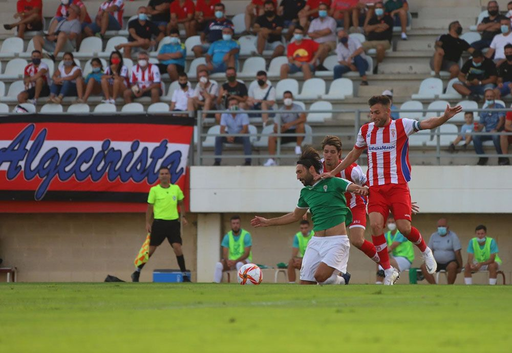 Pretemporada: Algeciras Córdoba CF