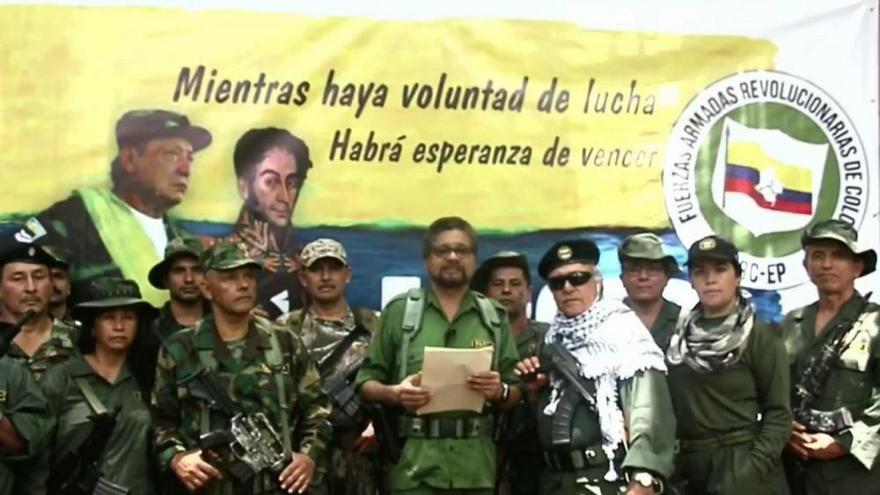 El ex número dos de las FARC anuncia que retoma las armas
