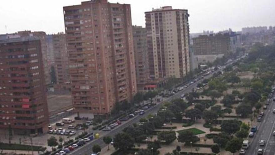 Los barrios de València más afectados por el coronavirus