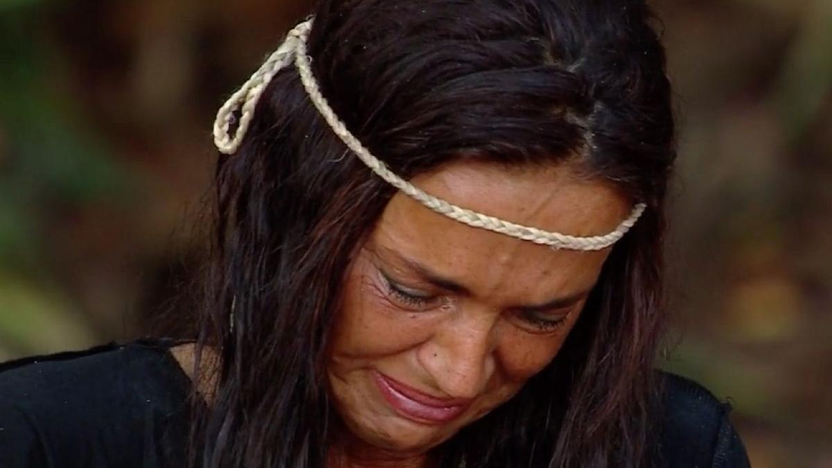 Olga Moreno llega a la final de Supervivientes 2021