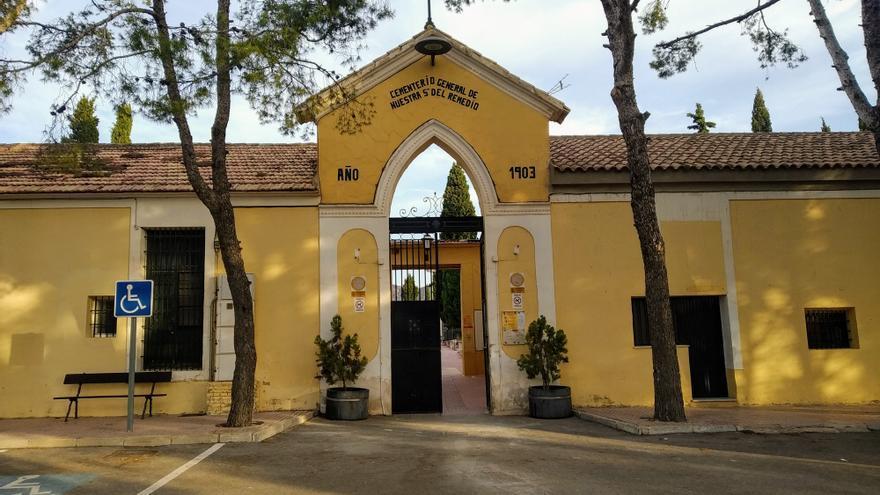 El cementerio de Monóvar tendrá un horario especial este fin de semana