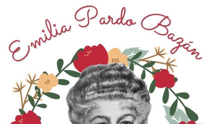 Centenario Emilia Pardo Bazán, 1851-1921