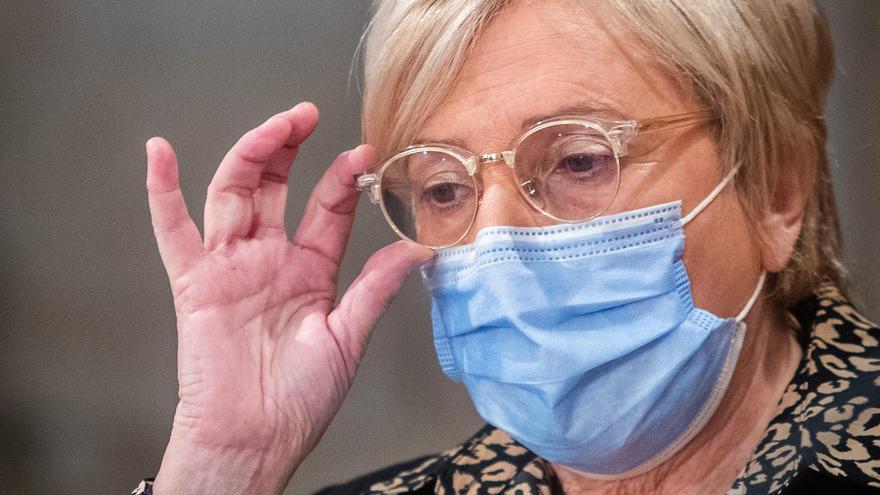 "Barceló: ""Seré la última en vacunarme"""