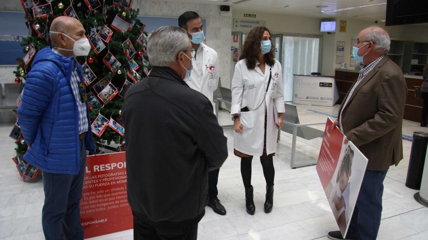 El Hospital Universitario de Torrevieja dona 6.000 kilos de productos de primera necesidad a Alimentos Solidarios Torrevieja