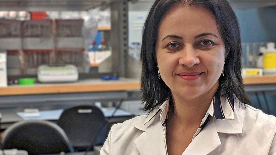 """Sonia Villapol: """"La COVID-19 puede aumentar el riesgo de desarrollar enfermedades neurodegenerativas"""""""