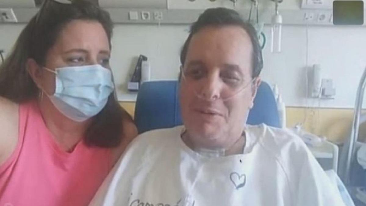 Se despierta tras pasar 125 días en coma inducido por el coronavirus
