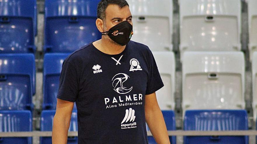 Pérez: «La Liga nos puso en nuestro sitio»