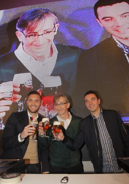 Mejor tirador de cerveza de Galicia, en Ribadumia