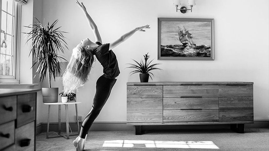 La habitación danzante