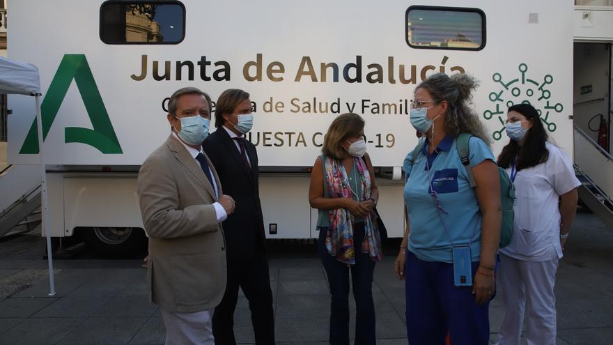 Salud vacuna sin cita frente al covid este lunes en las Tendillas y el martes en Rabanales