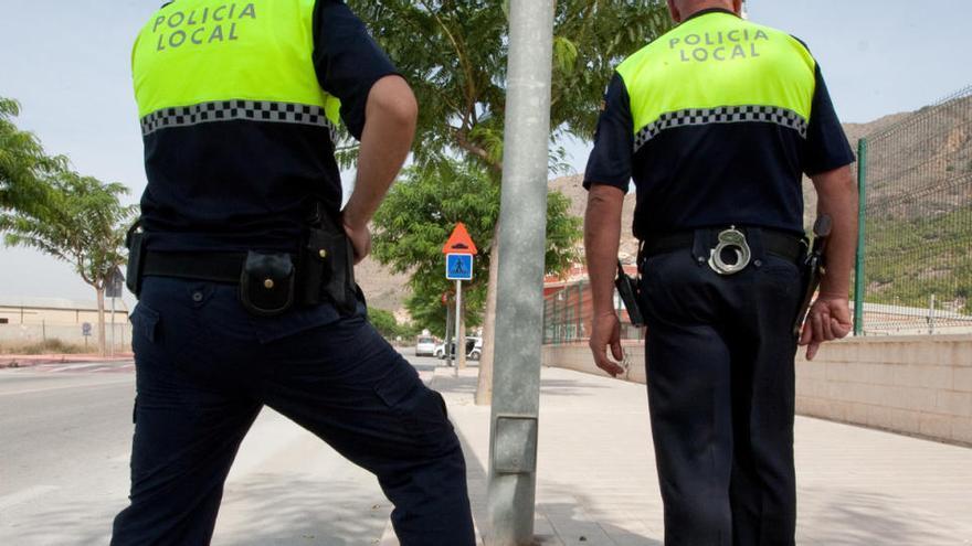 Detenido por el presunto robo de material de construcción en el interior de una vivienda en Redován