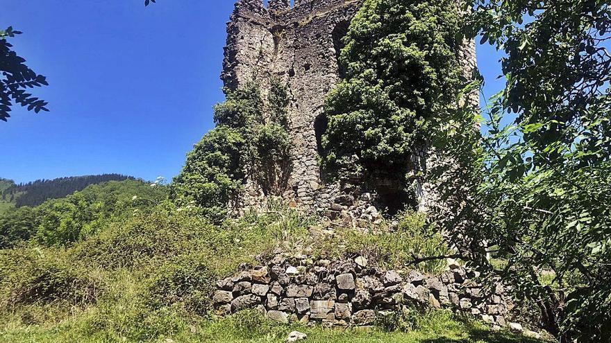 La obra para evitar que la Torre de Soto se derrumbe estará terminada en 2022