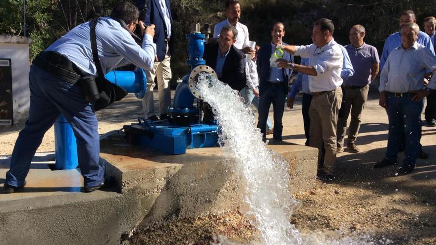 El sur de la Marina Alta conectará sus redes de agua para hacer frente a la escasez