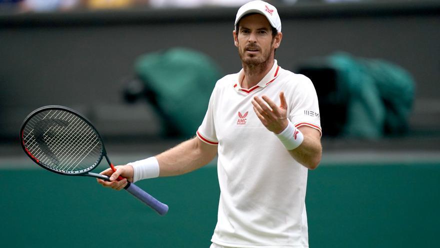 Murray recupera el anillo de casado que perdió tras un entrenamiento